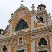 Presepe chiesa San Nicolò Albisola Superiore