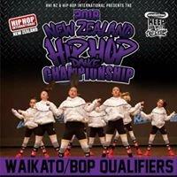 Waikato Collective Presents Waikato/BOP Regional Dance Championships