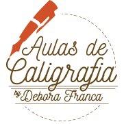 Curso de Caligrafia Débora Franca