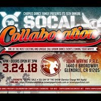 Collaboration Dance Competition and Showcase