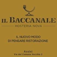 Il Baccanale