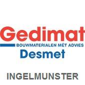 Bouwmaterialen Gedimat Desmet