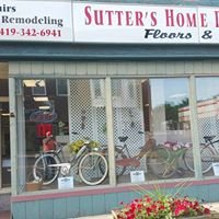 Sutters Home Decorating Flooring and More