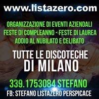 Lista Zero Eventi Milano