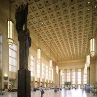 Philadelphia Main Station Amtrak
