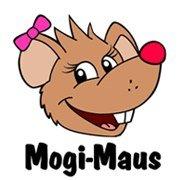Mogi-Maus Maskottchen