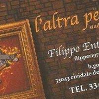l'altra pelle tattoo di Filippo Entesano