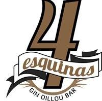 Cuatroesquinas Gin Dillou Bar