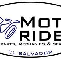 Motorider El Salvador