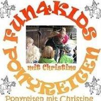 Fun4Kids Ponyreiten in Waldenbuch