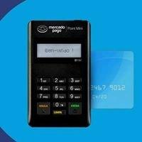 Máquina de cartão de credito entrega rápida.