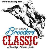 Breeders Classic Bucking Horse & Bull Sale