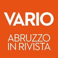 Vario - Abruzzo in rivista