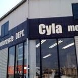 Cyla Motorcycle Dept.