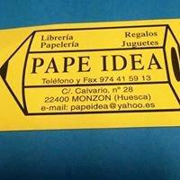 Pape Idea Libreria Papeleria