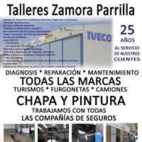 Talleres Zamora Parrilla