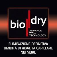 Biodry - tecnologia contro i muri umidi