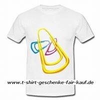 T-Shirt Geschenke-Fair-Kauf