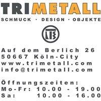 TRIMETALL   Schmuck-Design-Objekte