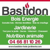 Bastidon : Bois Energie / Gaz - Jardinerie / Nutrition Animale