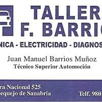 Talleres F.Barrios