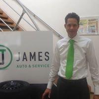 James Auto en Service Van der Maat