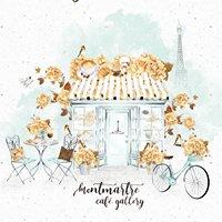 Montmartre Café Gallery