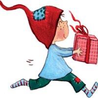 24 bunte Augenblicke bis Weihnachten