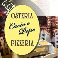 Ristorante Osteria Pizzeria Cacio e Pepe