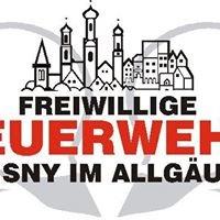 Freiwillige Feuerwehr Isny im Allgäu