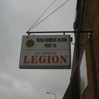American Legion Post 51-West Salem, WI 54669