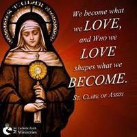 St Clare of Assisi Parish Faith Formation
