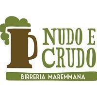 Nudo e Crudo - Birreria Maremmana