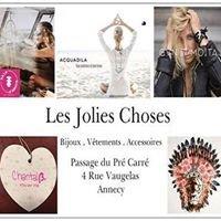 Les Jolies Choses Annecy