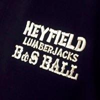 Heyfield Lumberjacks BnS Ball