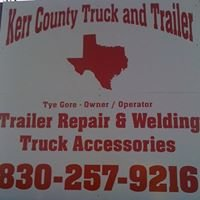 Kerr County Truck and Trailer LLC.