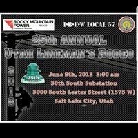 Utah Lineman's Rodeo