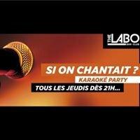 The LABO Bar Club Paris