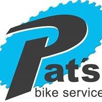 Pat's bike service