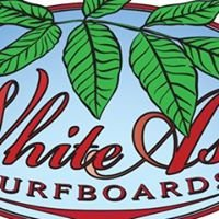 White Ash Surfboards