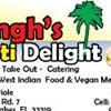 Singh's Roti Delight South Florida