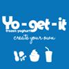 Yo-get-it Frozen Yoghurt