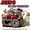 Jeeps in the Vineyard