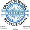 Frank's Spoke 'n Wheel Sudbury, Ma