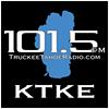 101.5 FM KTKE www.truckeetahoeradio.com