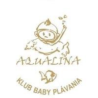 Aqualina klub baby plávania