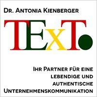 TExT. Dr. Antonia Kienberger