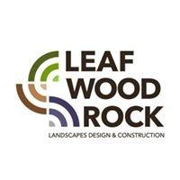 Leaf Wood Rock