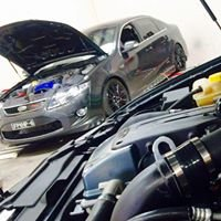 XR6 Turbo Developments,