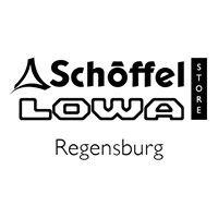 Schöffel-LOWA Store Regensburg
